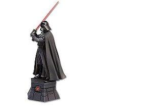 Xadrez Star Wars Darth Vader Coleção de Chumbo Oficial  Altaya