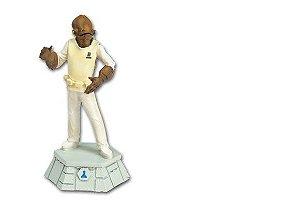 Admiral Ackbar Miniatura de Chumbo Xadrez Star Wars Coleção Altaya