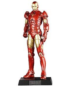 Homem de Ferro Coleção Marvel Figurines Edição 12
