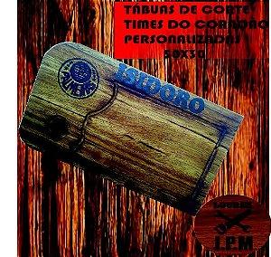 TÁBUA PERSONALIZADA PALMEIRAS+NOME