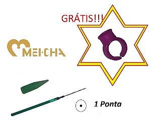 AGULHA SIMILAR MEICHA COM PONTEIRA (1 PONTA)