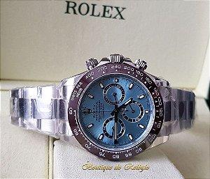9e693ead623 Rolex Daytona Ice Blue SA4130 - Noob Best Edition