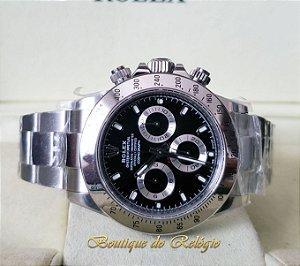 2c1d63fa8c6 Rolex Daytona Dial Preto SA4130 - Noob Best Edition