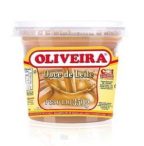 Doce de Leite Oliveira - 12 Potes de 350g
