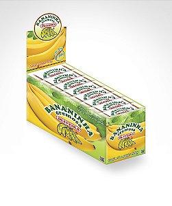 Doce de Banana Cremosa Oliveira - 4 Display de 1,120Kg