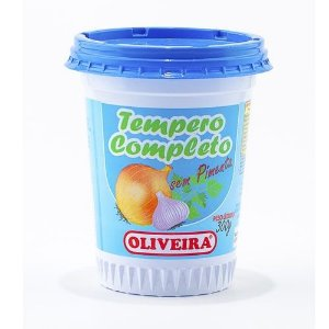 Tempero Completo Oliveira sem Pimenta - 24 Potes de 300g