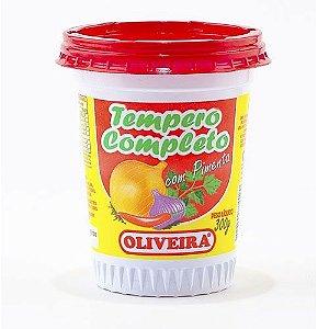 Tempero Completo Oliveira com Pimenta - 24 Potes de 300g