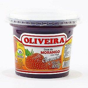 Doce de Morango Oliveira - 12 Potes de 400g