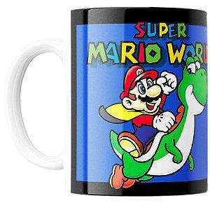 Caneca Colecionável Mario Bros