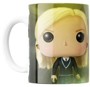 Caneca Magica Funko Harry Potter - Luna Lovegood