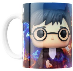 Caneca Magica Funko Harry Potter