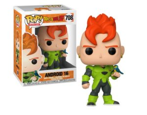 Android 16 - Dragon Ball Z - Funko Pop