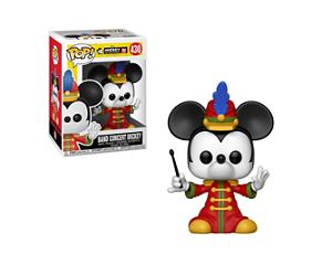 Band Concert Mickey - Disney - Mickey 90th - Funko Pop