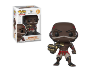 Doomfist - Overwatch - Funko Pop