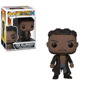Erik Killmonger - Marvel - Black Panther - Funko Pop