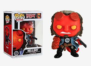 Hellboy - Hellboy - Funko Pop