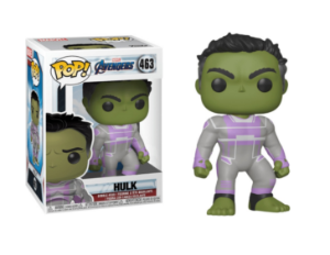 Hulk - Os Vingadores 4 - Funko Pop