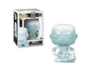 Homem de Gelo - Marvel Anos 80 - Funko Pop