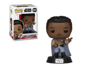 Lando Calrissian - Star Wars - Funko Pop