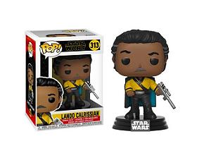 Lando Calrissian - Star Wars Episodio IX - Funko Pop