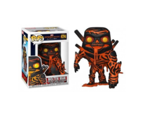 Homem Derretido - Marvel Homem Aranha - Funko Pop