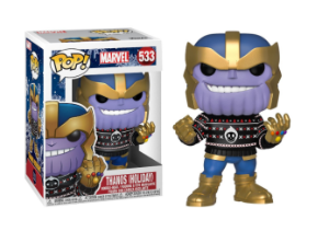 Thanos (Feriado) - Marvel - Funko Pop