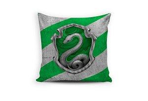 Almofada Casas de Hogwarts - Sonserina