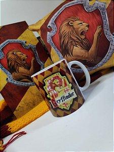 Box Casas de Hogwarts - Grifinória