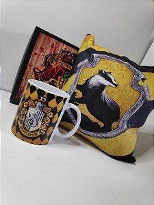 Box Casas de Hogwarts - Lufa-Lufa