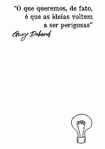 Camiseta Guy  Debord