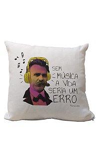 Almofadinha Nietzsche & Música