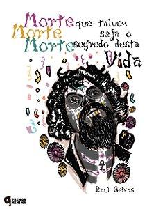 Camiseta Raul Seixas no Dia de Los Muertos