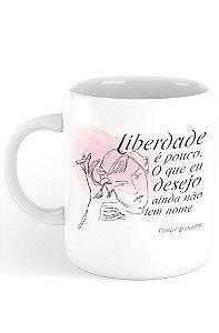 Caneca Clarisse Lispector