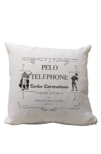 Almofadinha Pelo Telephone