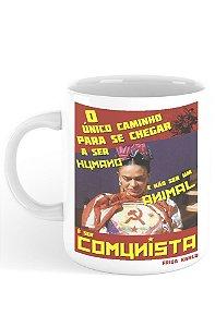 Caneca Frida Kahlo Comunista