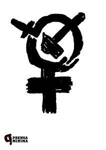Camiseta Feminismo Comunista