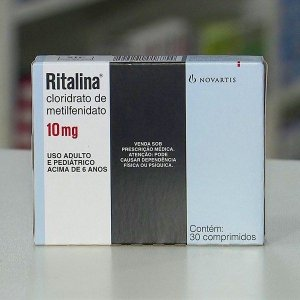 Ritalina 10mg 60comp