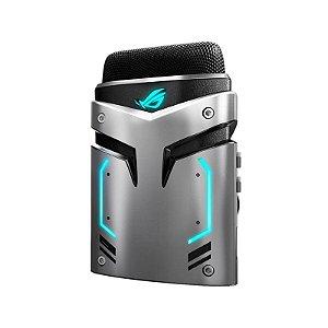 Microfone Asus ROG Strix Magnus USB 3.0 Portable Gaming Condenser