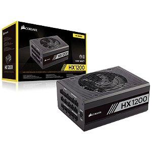 Fonte Corsair HX1200 Platinum Full Modular