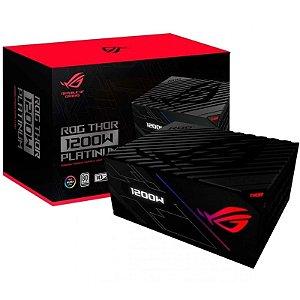 Fonte Asus ROG Thor RGB 1200W Platinum Full Modular