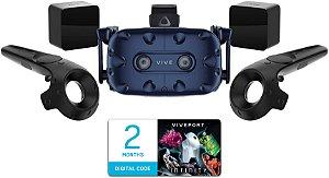 Óculos De Realidade Virtual (VR) HTC Vive Pro Starter Edition