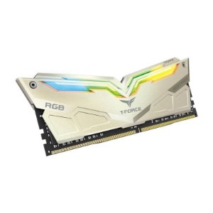 Memória RAM Team Group Night Hawk Legend RGB White DDR4 16GB 2x8GB 3200Mhz CL14