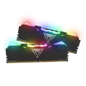 Memória RAM Patriot Viper Gaming RGB 2x8GB 4133Mhz