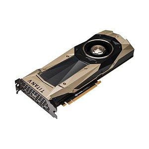 Placa De Vídeo NVIDIA GTX Titan V 12GB HBM2