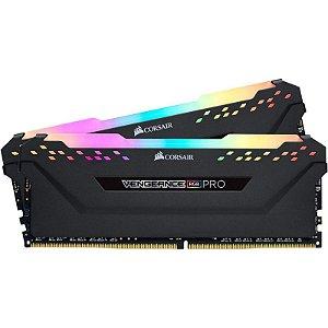 Memória RAM Corsair Vengeance RGB Pro 2x8GB 3000Mhz