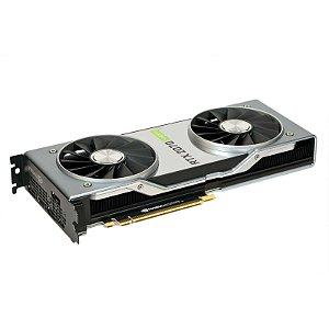 Placa De Vídeo NVIDIA RTX 2070 Super 8GB Founders Edition