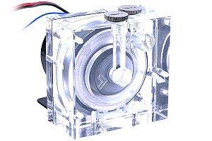 MOD P/ Bomba Laing D5 Alphacool Plexi Multiport