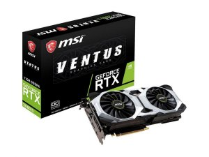 Placa De Vídeo MSI RTX 2080 Ti Ventus GP 11GB