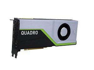 Placa De Vídeo NVIDIA Quadro RTX 6000 24GB GDDR6