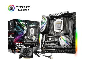 Placa Mãe MSI MEG X399 Creation (AMD)